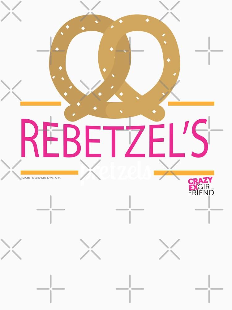 Rebetzel's Pretzels • Crazy Ex-Girlfriend by ciaokatie