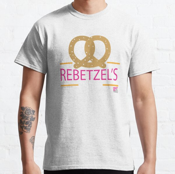 Rebetzel's Pretzels • Crazy Ex-Girlfriend Classic T-Shirt