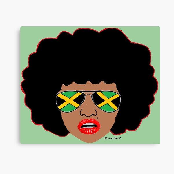 Jamaica Love Canvas Print