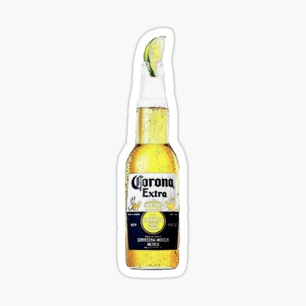 Corona Pegatina