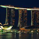 Singapore Casino by Antonio Zarli