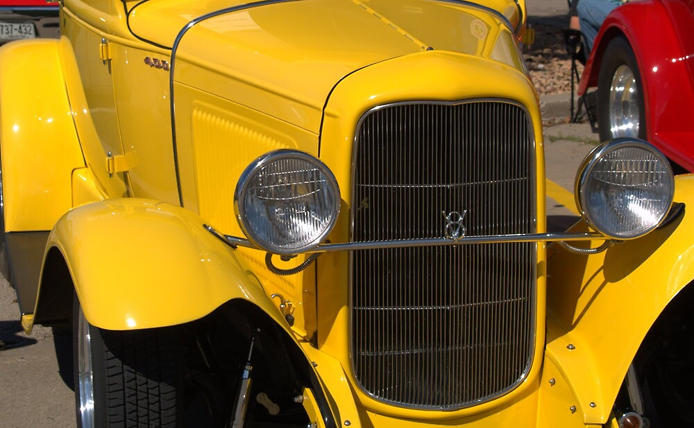 Ford Model A Coupe- Buffalo, MN by aleen