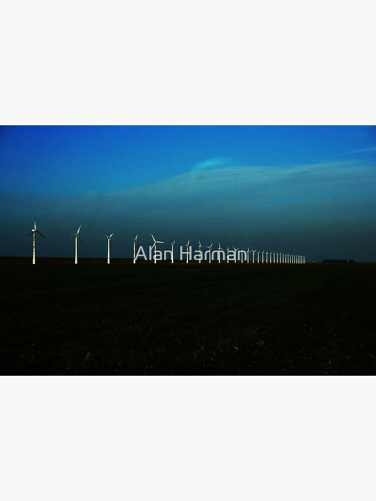 Windfarm by AlanHarman