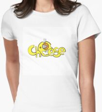 Cheese logo. T-Shirt