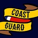 Coast Guard Scroll by AlwaysReadyCltv