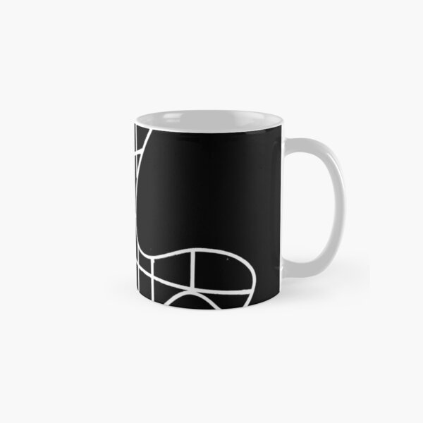 My Partitioned Heart Classic Mug