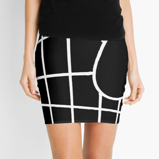 My Partitioned Heart Mini Skirt