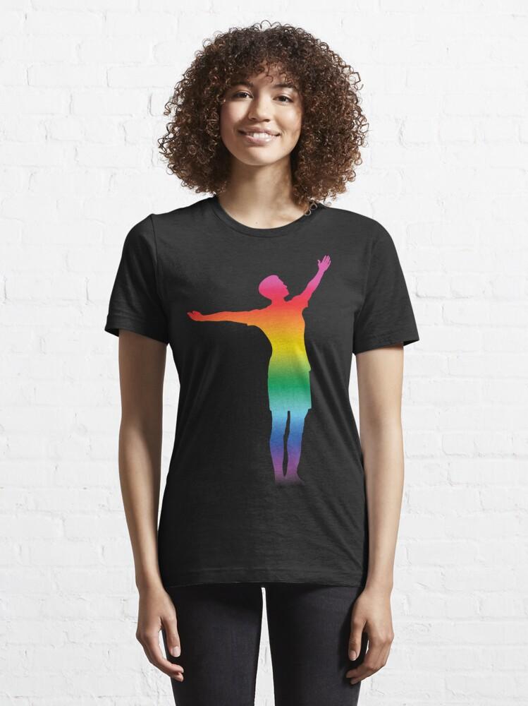 Alternate view of Megan Rapinoe - PRIDE Essential T-Shirt