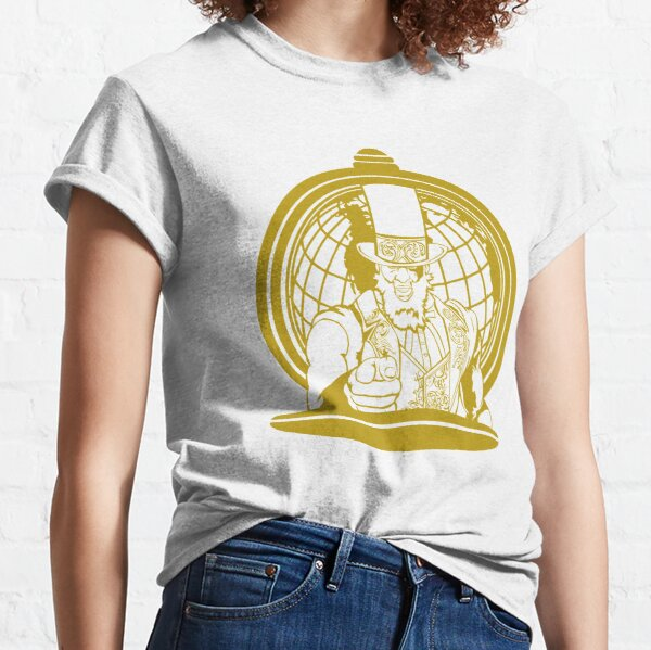 G PRESIDENT OF THE WORLD Classic T-Shirt
