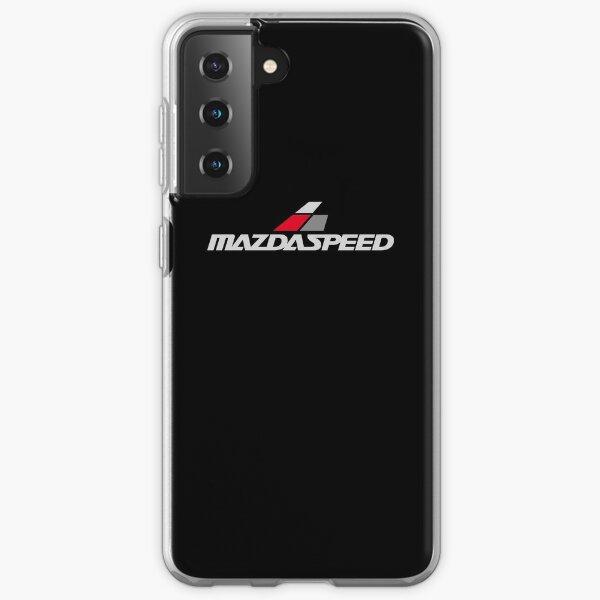Mazdaspeed Samsung Galaxy Soft Case