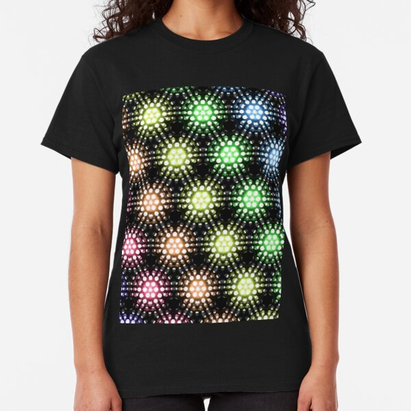Lights - rainbow one Classic T-Shirt
