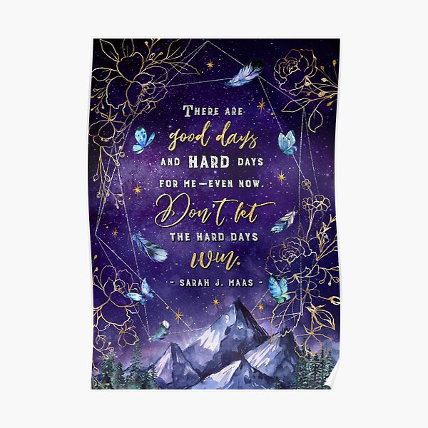 There are good days Poster