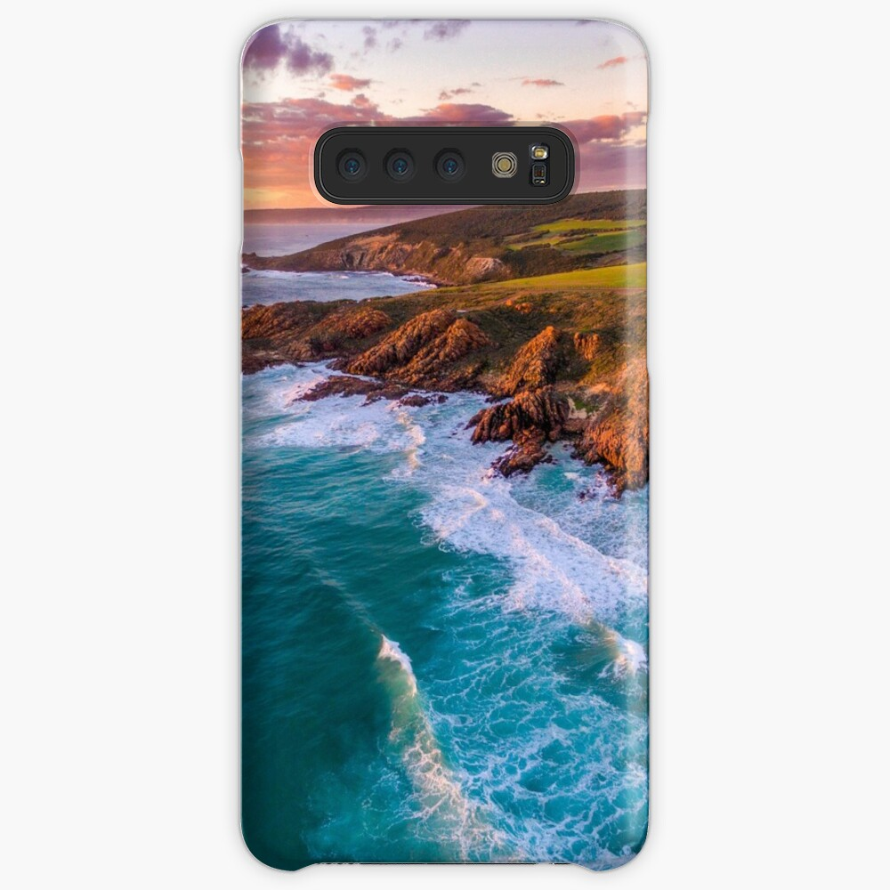 Wyadup Rocks at Sunset Case & Skin for Samsung Galaxy