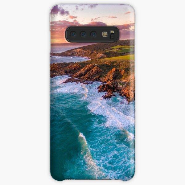 Wyadup Rocks at Sunset Samsung Galaxy Snap Case