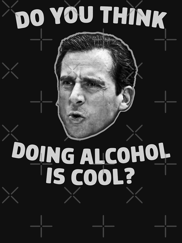 Do you think doing alcohol is cool? by droppedpiano