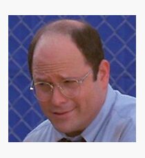 George Costanza  Photographic Print
