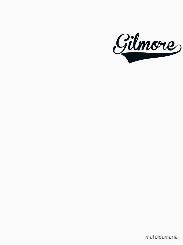 Gilmore  by mafaldamaria
