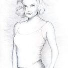 Charlize Theron by jovica