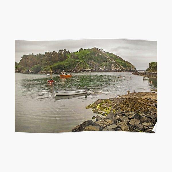 Lough Hyne - Skibbereen - West Cork - Ireland Poster
