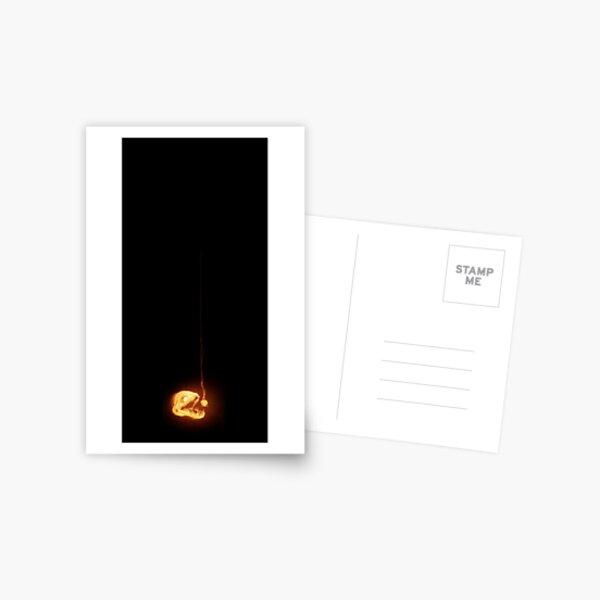Deep Sea Terror print Postcard
