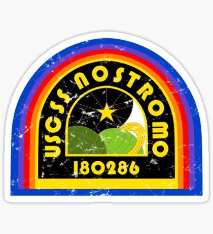 Nostromo Sticker