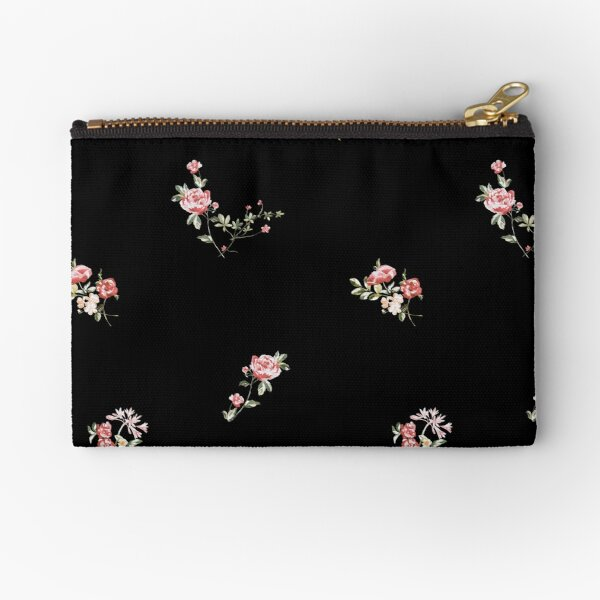 LOVE ROSES Zipper Pouch