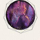 Pink Nebubla by Sybille Sterk