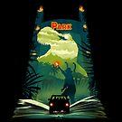 «Libro de Parque de Aventura» de Dan Elijah Fajardo