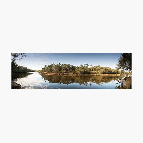 Glenelg River, Victoria Photographic Print