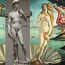 Virtual Date of David and Aphrodite #Virtual #Meeting #David #Aphrodite #date #VirtualDate by znamenski
