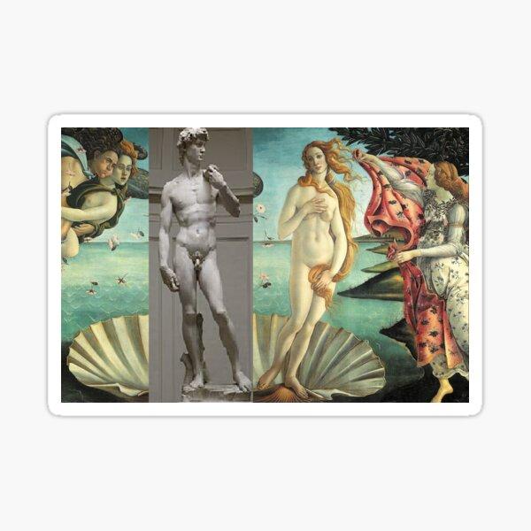 Virtual Date of David and Aphrodite #Virtual #Meeting #David #Aphrodite #date #VirtualDate Sticker