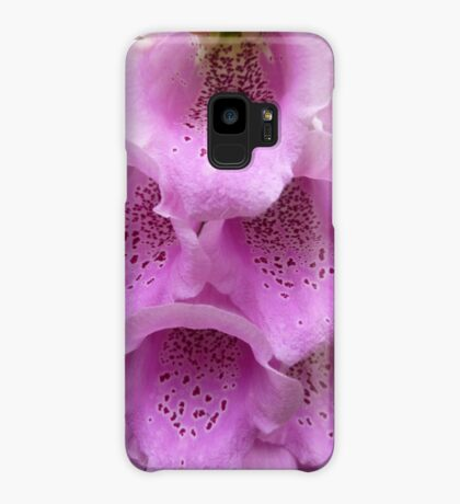 Foxgloves Case/Skin for Samsung Galaxy