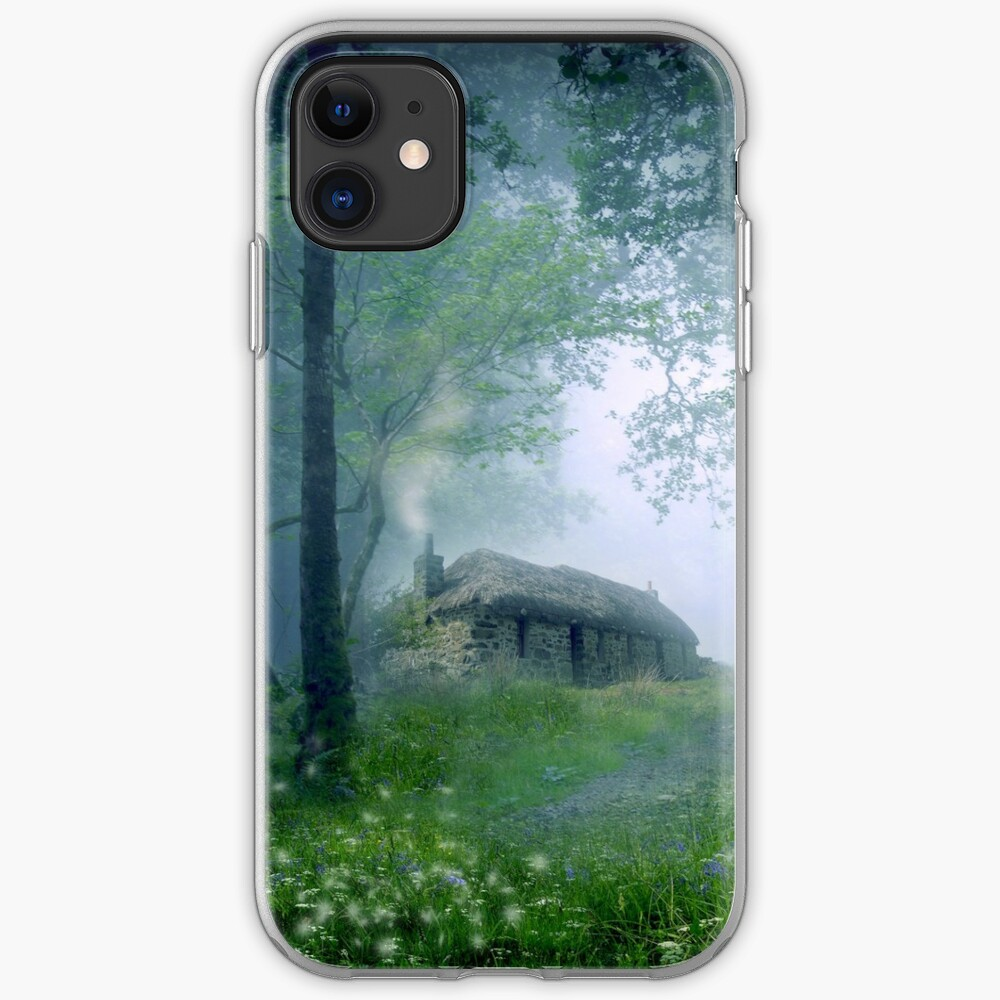 The Cottage in the Woods iPhone Case & Cover