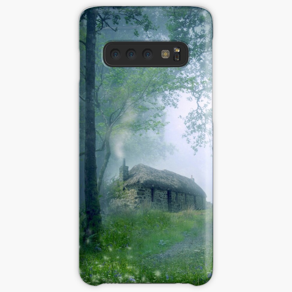 The Cottage in the Woods Case & Skin for Samsung Galaxy