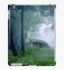 The Cottage in the Woods iPad Case/Skin