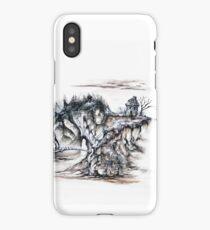 Hide-a-way iPhone Case/Skin