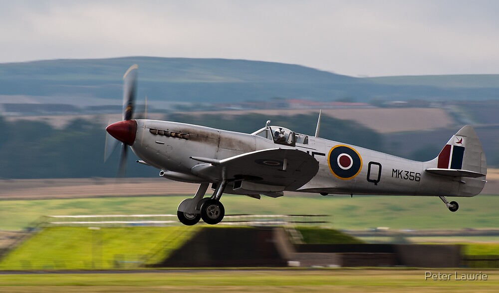Tribute to the Few by Peter Lawrie