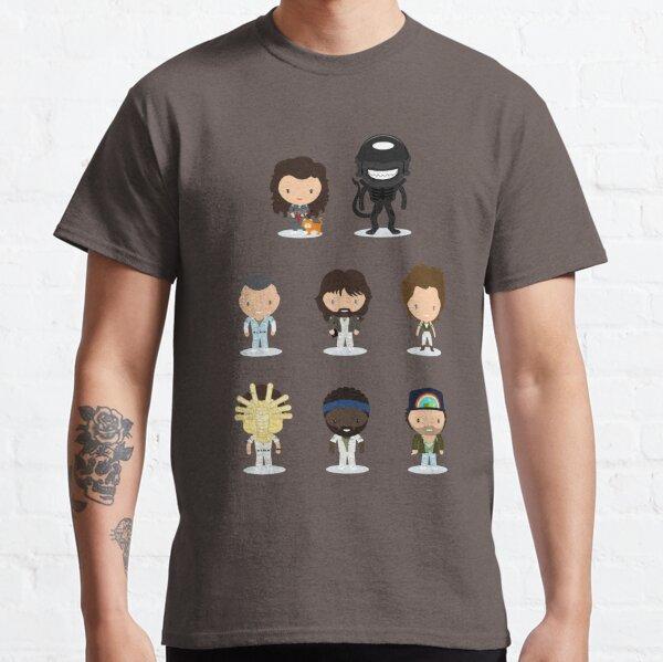 Alien Camiseta clásica