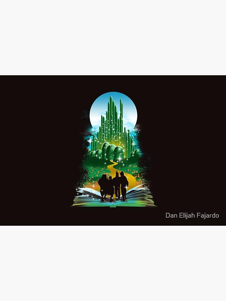 Book of Wizard by dandingeroz