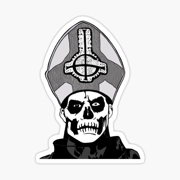 Papa Emeritus Sticker