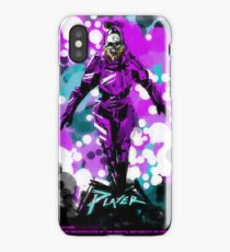 In The Future The Protagonist Is Already Dead iPhone Case/Skin