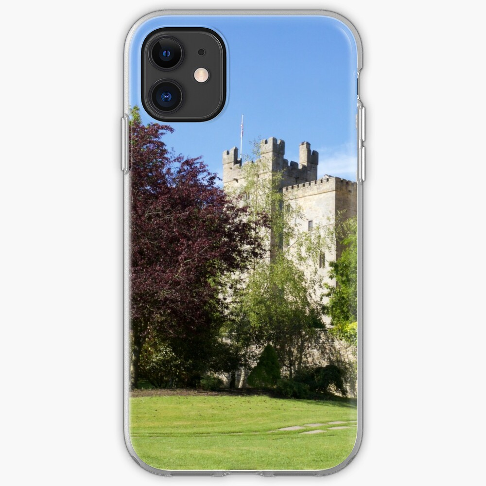 Langley Castle, Hexham, Northumberland iPhone Case & Cover