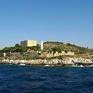 Pigeon island, Kuşadası by Maria1606