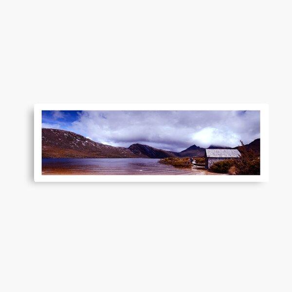 Tasmania,Great Lakes Canvas Print