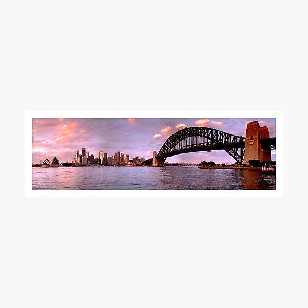 Sydney Harbour Bridge ,Australia Photographic Print