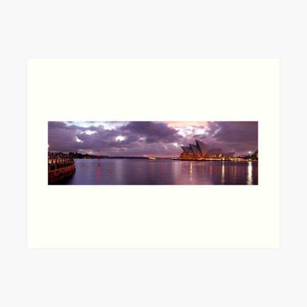 Sydney Harbour Bridge ,Australia Art Print