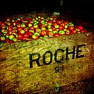 Roche ~ Cider Time!!! by Debbie Robbins