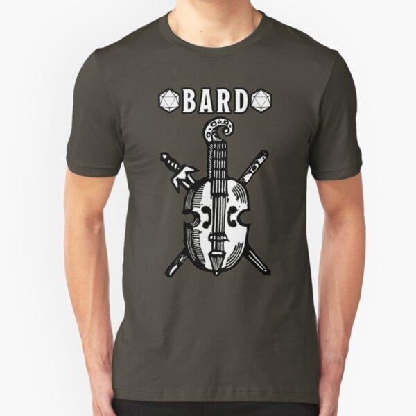Bard D20 Slim Fit T-Shirt