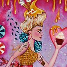 Take the Cupcake and Run by stephanie allison
