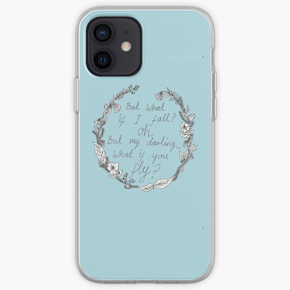 Peter Pan - What If You Fly? iPhone Case & Cover